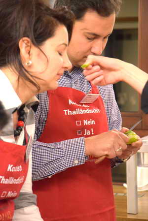 Aroma und thai-Küeche