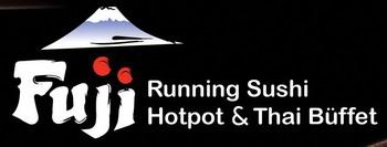Fuji Running Sushi, Hotpot & Thai Büffet