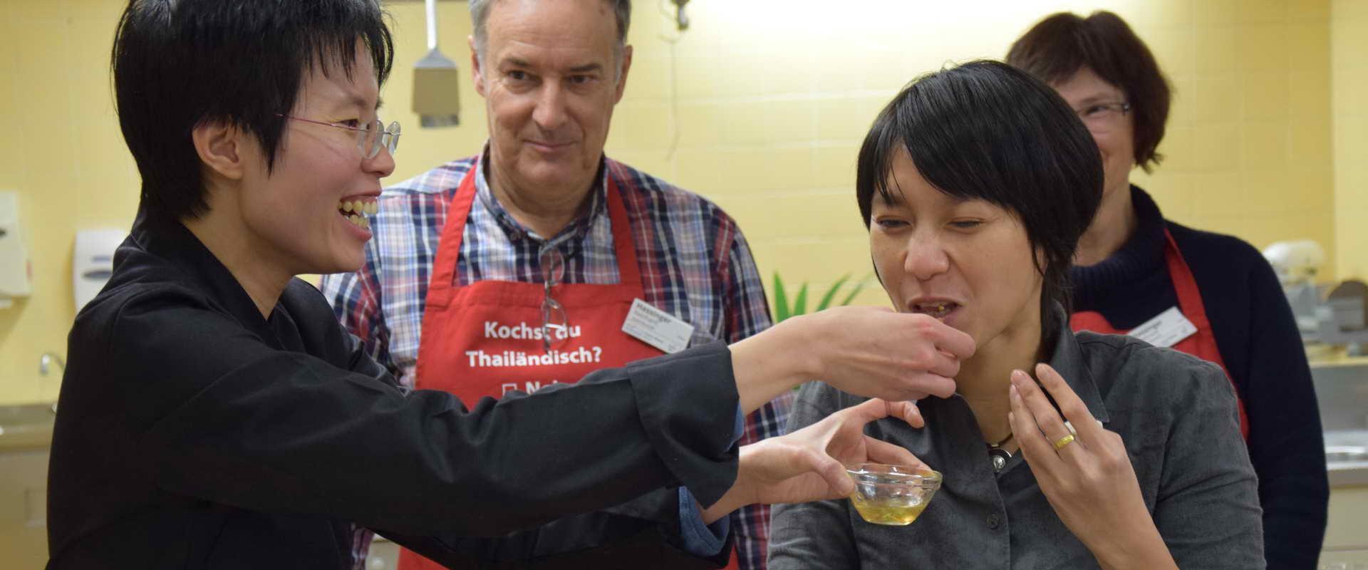 ✏ Kochen & Essen : Thai-Food – Das Blog von der Kursleiterin