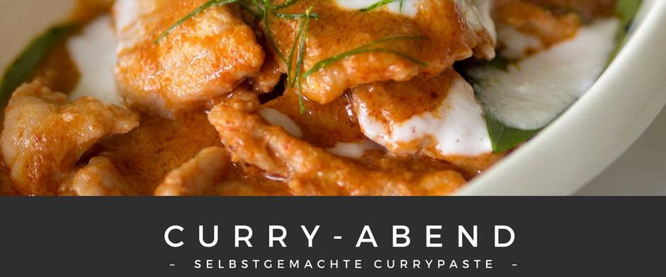 🍛 Exotischer Curry-Abend