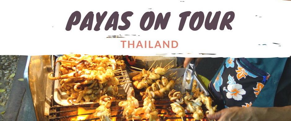 ✈️ PAYAS on Tour in Thailand [1] ☀️