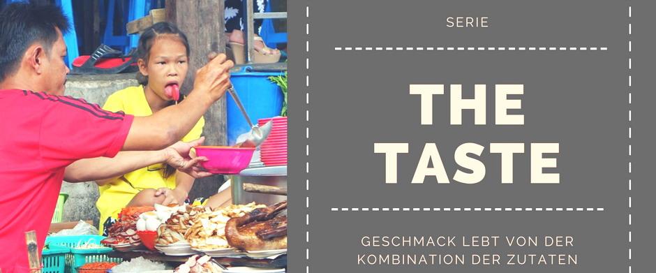 🍛 Serie: The TASTE
