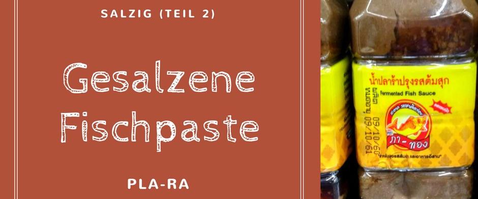 🐟 Serie: The Taste [4]