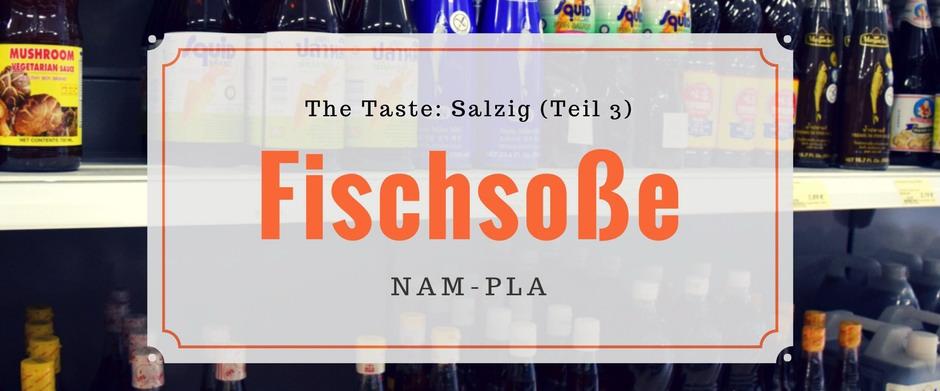 🐟 Serie: The Taste [5]