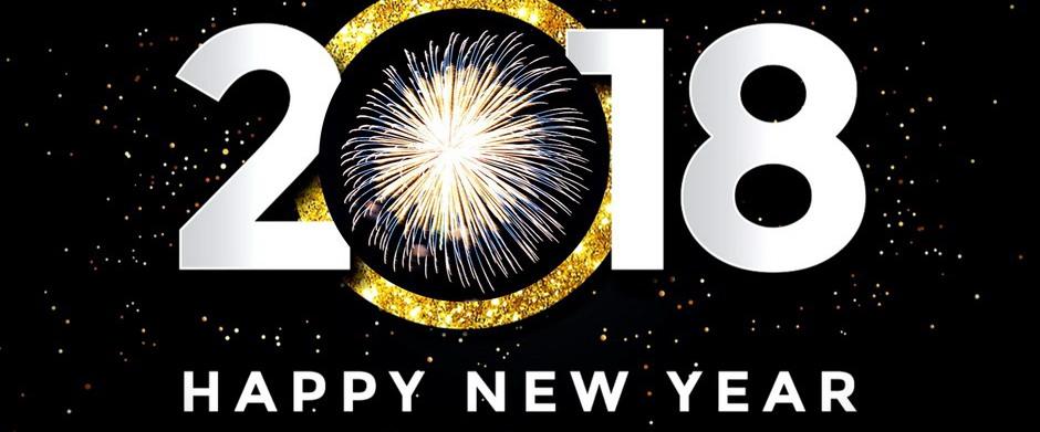 🎆 Frohes neues Jahr 2018 🎆