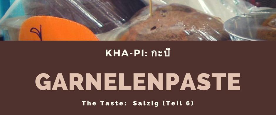 🍤 Serie: the Taste [8]