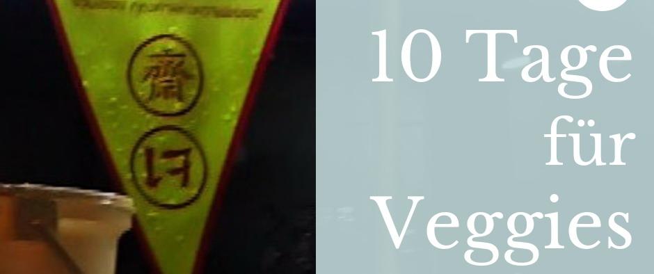 🌽 10 Tage für Veggis