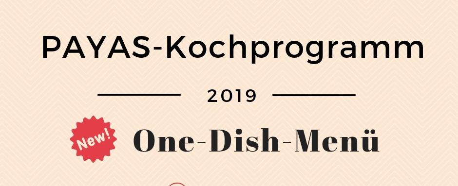 🎆 Neues Programm 2019 🎆
