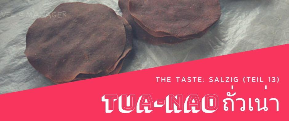 🥜 Serie: The Taste [13]