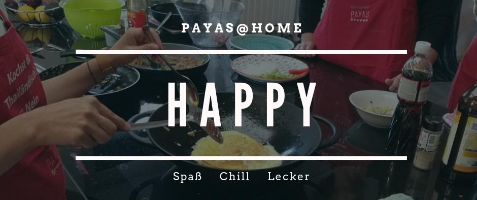 🏡 HAPPY am Samstag 🏡