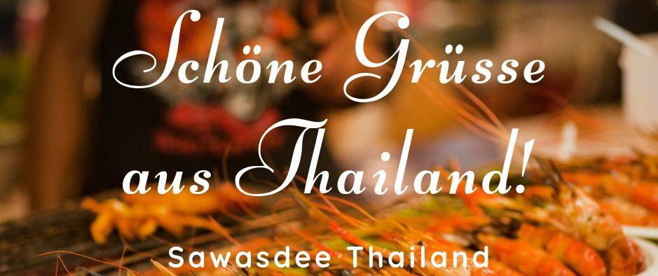 🏖️ Hi, Thailand!! 🏖️