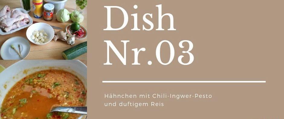 🐓 Kochkurs: One-Dish Nr.03 🐓