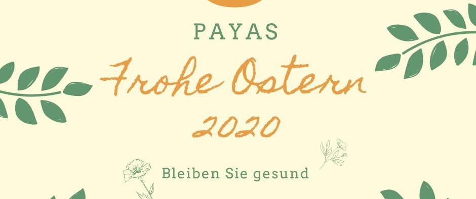 🐇 Frohe Ostern 🐇