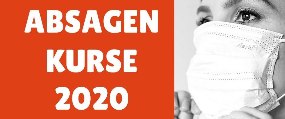 📌 Update: ABSAGE aller Kochkurse im Jahr 2020 📌